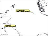 Goose map