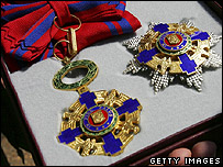 Romanian awards given to Livui Librescu