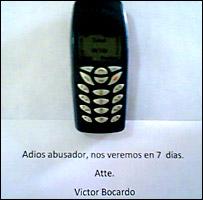 Despedida de Victor Bocardo