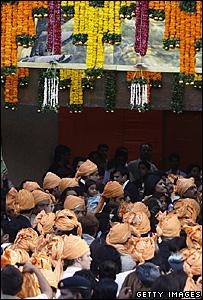 Aishwarya Rai and Abhishek Bachchan's wedding
