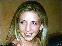 Murder victim Lucie Blackman