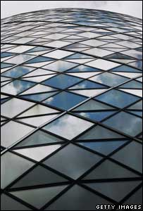 St Mary's Axe, Getty