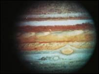 Imagen de Júpiter / Nasa