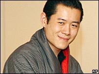Bhutan's King Jigme Kesar Namgyel