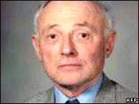 An undated image of the late Virginia Tech Professor of Engineering Liviu Librescu