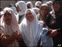 Funeral of Mohammed Abed in Jenin