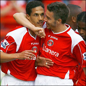 Talal El Karkouri's speculative shot gives Charlton a precious lead