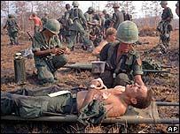 صورة التقطت خلال حرب فيتنام عام 1967