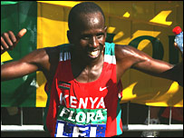 Martin Lel claims a second London Marathon
