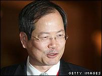 South Korean nuclear negotiator Chun Yung-woo (file photo)