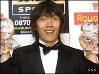 Celtic star Shunsuke Nakamura