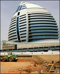New Libyan hotel
