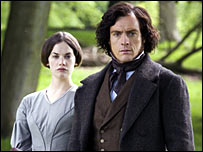Ruth Wilson and Toby Stephens in Jane Eyre