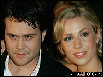 Daniel and Natasha Bedingfield