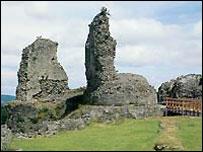 Montgomery Castle (picture: Cadw)