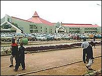 Faith Tabernacle in Nigeria