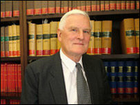 Lord Justice Scott Baker