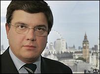 DAC Peter Clarke