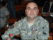 Sgt Todd Boyer