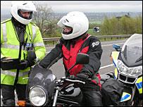 Road policing
