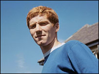 England World Cup winner Alan Ball