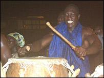 Drummer, Ghana