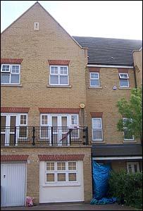 Alexander Litvinenko's former home