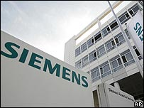 Siemens headquarters