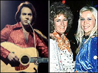 Neil Diamond; Abba