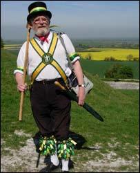 Long Man Morris Man