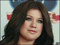 Kelly Clarkson at Idol Gives Back