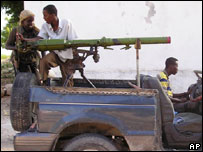 Somali insurgents