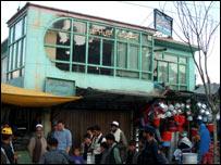 An Afghan street