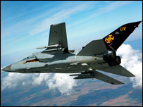 A Tornado aircraft
