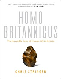 Homo britannicus   Image: Royal Society