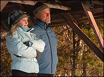 Julie Christie and Gordon Pinsent in Away From Her