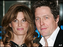 Jemima Khan and Hugh Grant split up in February