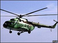 Mi-8 (file pic)