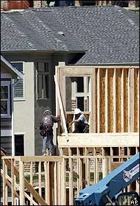 US housing construction