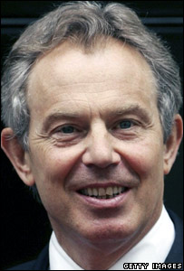 Tony Blair - 2007