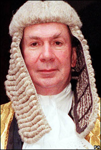 Lord Irvine