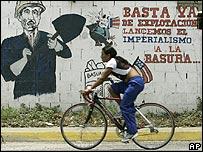 Calle en Barquisimeto, Venezuela.