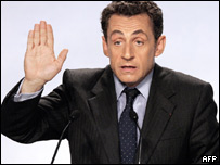 Nocolas Sarkozy