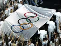 Olympic flag