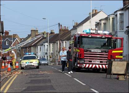 Folkestone town centre