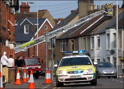 Emergency services in Folkestone