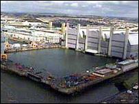 Devonport Dockyard, Plymouth