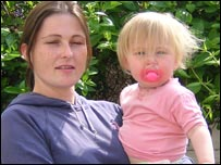 Sonya and Amy Lee Kedwell