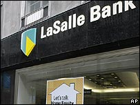 Branch of LaSalle bank