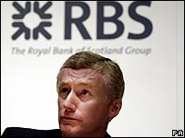 Fred Goodwin, Royal Bank of Scotland chief executive